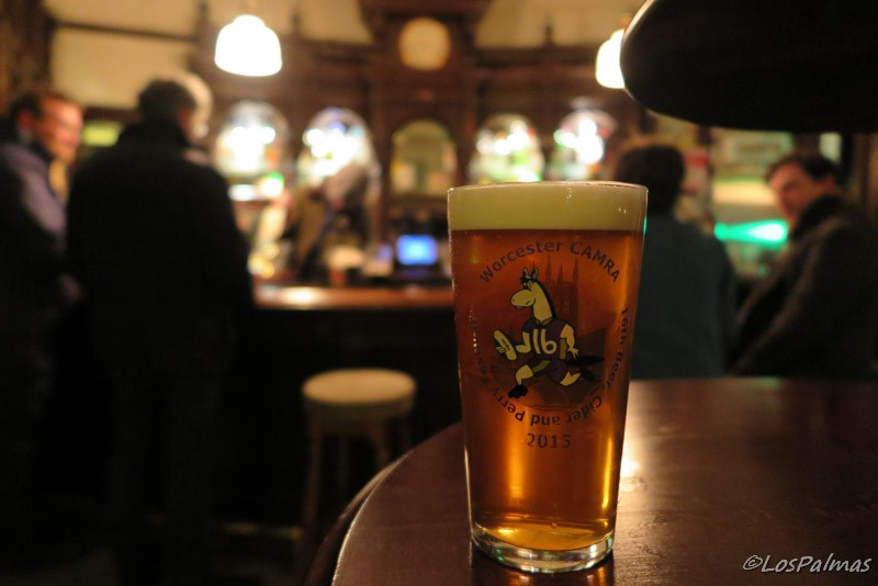 pub the Paul Pry Worcester cerveza beer birra