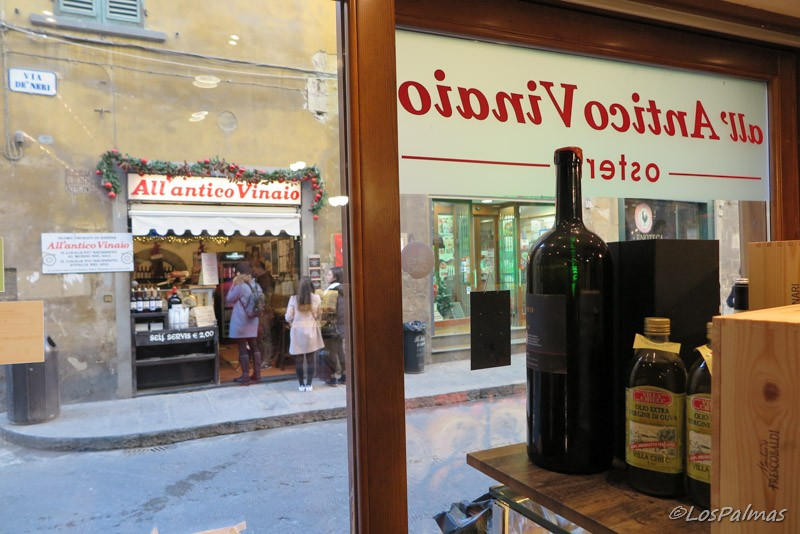 all'antico vinaio di Firenze