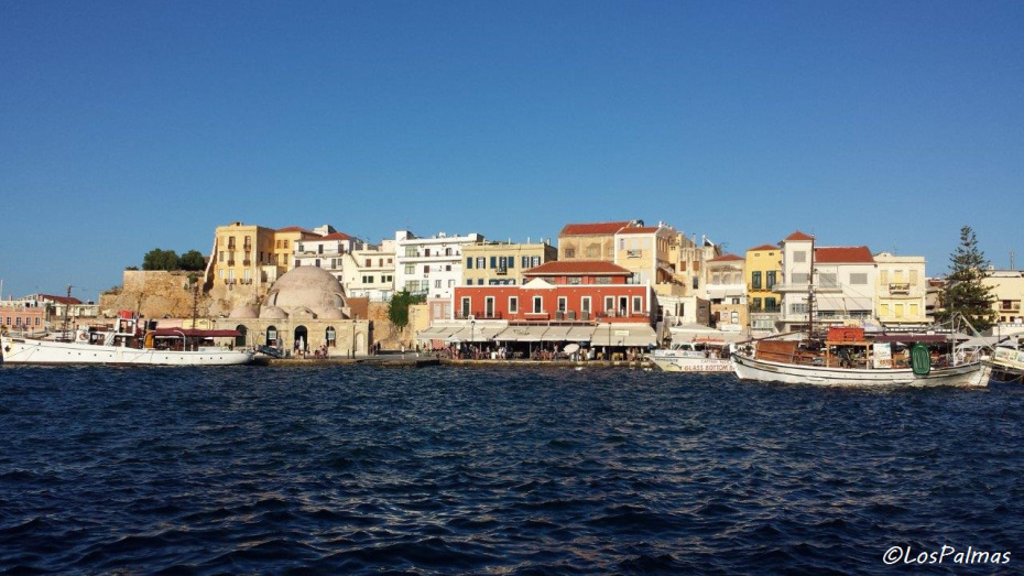 Chania en Creta, Grecia / Crete in Greece