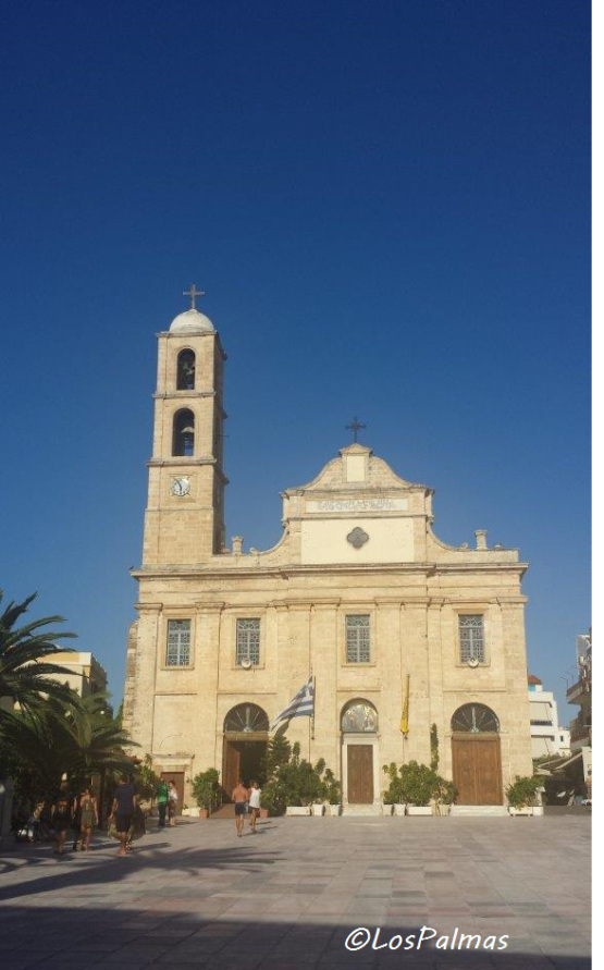 Catedral de Chania en Creta, Grecia / Crete in Greece